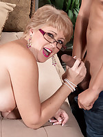 50 Plus MILFs - Naughty student, naughtier teacher - Tracy Licks (46 Photos)