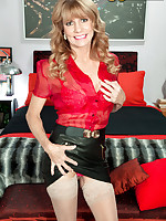 50 Plus MILFs - It's creampie day for Denise - Denise Day (52 Photos)
