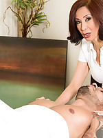 60 Plus MILFs - The art of Asian cock massage - Kim Anh (54 Photos)