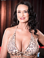 60 Plus MILFs - A DP for Rita Daniels - Rita Daniels (55 Photos)