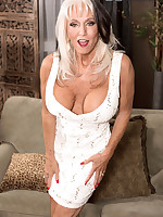 60 Plus MILFs - Sally D'Angelo's first BBC - Sally D'Angelo (46 Photos)