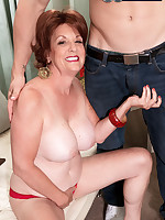 60 Plus MILFs - There's no pussy like Gabriella's - Gabriella LaMay (40 Photos)