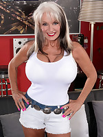 60 Plus MILFs - Finally 60, finally ass-fucked - Sally D'Angelo (69 Photos)