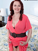 60 Plus MILFs - A Threesome For The 70something - Katherine Merlot (43 Photos)