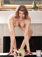 Anilos.com - Freshest mature women on the net featuring Anilos Bobby Bentley mature stocking