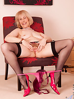 Anilos.com - Freshest mature women on the net featuring Anilos Hazel cougar milfs