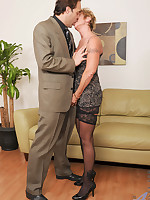 Anilos.com - Freshest mature women on the net featuring Anilos Honey Ray milf fuck