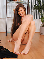 Anilos.com - Freshest mature women on the net featuring Anilos Alexandra Silk boob mature
