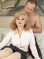 50 Plus MILFs - Veronique gets ass-fucked - Veronique (57 Photos)