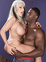 60 Plus MILFs - Sally takes on Jax Black's big cock - Sally D'Angelo (58 Photos)
